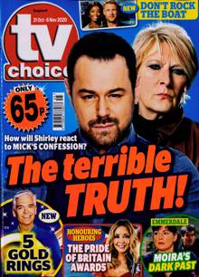 Tv Choice England Magazine NO 45 Order Online