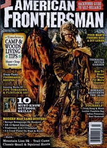 American Frontiersman Magazine 03 Order Online