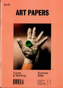 Art Papers Magazine 52 Order Online