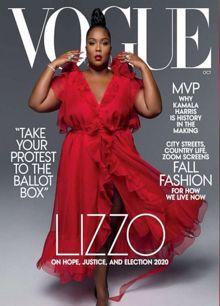 Vogue Usa Magazine OCT 20 Order Online