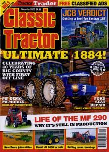 Classic Tractor Magazine Issue DEC 20