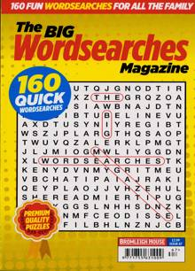 Big Wordsearch Magazine Magazine Issue NO 67