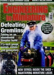 Engineering In Miniature Magazine DEC 20 Order Online