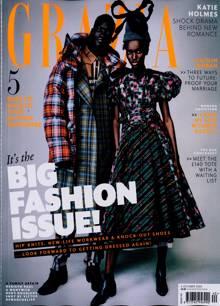 Grazia Magazine 05/10/2020 Order Online