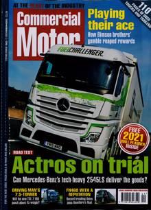 Commercial Motor Magazine 03/12/2020 Order Online