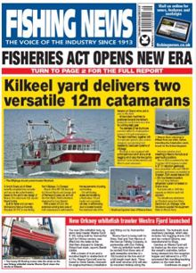 Fishing News Magazine 03/12/2020 Order Online