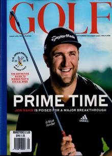 Golf Magazine Usa Magazine Issue SEP-OCT
