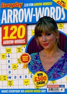 Everyday Arrowords Magazine NO 143 Order Online