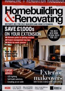 Homebuilding & Renovating Magazine FEB 21 Order Online