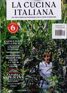 La Cucina Italiana Magazine 09 Order Online