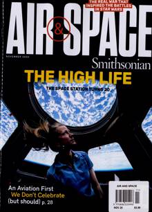 Air And Space Magazine NOV 20 Order Online