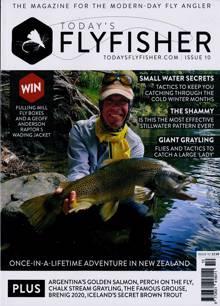 Todays Fly Fisher Magazine NO 10 Order Online