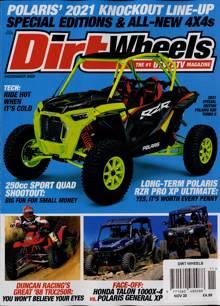 Dirt Wheels Magazine Issue NOV 20
