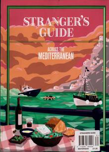 Strangers Guide Magazine Issue MDITERNEAN