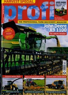 Profi Tractors Magazine HARVEST 20 Order Online