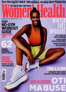 Womens Health Magazine DEC-JAN Order Online