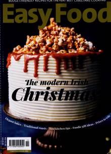 Easy Food Magazine Issue XMAS 20