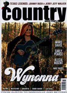 Country Music People Magazine NOV 20 Order Online