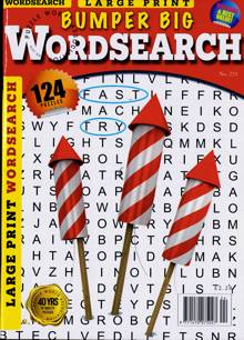 Bumper Big Wordsearch Magazine NO 224 Order Online