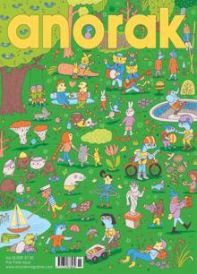 Anorak Magazine Vol 55 Order Online