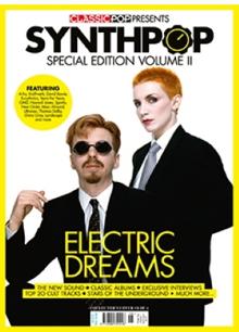 Classic Pop Presents - Eurythmics Magazine COVER 2 Order Online