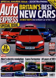 Auto Express Specials Magazine 14/10/2020 Order Online