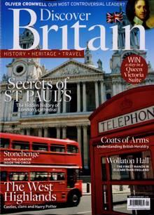 Discover Britain Magazine DEC-JAN Order Online