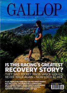 Gallop Magazine NO 3 Order Online
