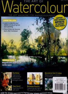 Art Of Watercolour Magazine NO 39 Order Online