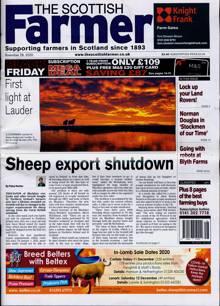 Scottish Farmer Magazine 28/11/2020 Order Online