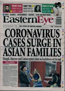 Eastern Eye Magazine Issue 27/11/2020