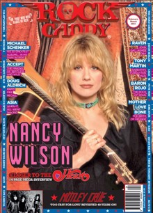 Rock Candy Magazine Issue 24 Order Online