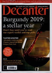 Decanter Magazine FEB 21 Order Online