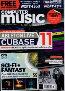 Computer Music Magazine JAN 21 Order Online