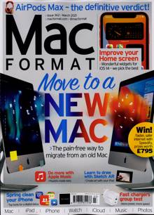 Mac Format Magazine MAR 21 Order Online