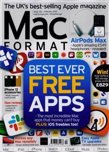 Mac Format Magazine Issue FEB 21