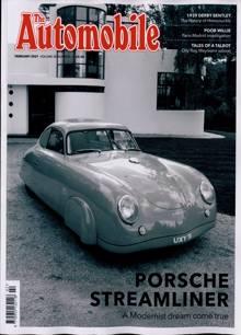 Automobile  Magazine Issue FEB 21
