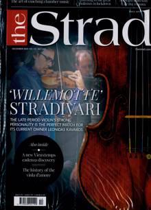 Strad Magazine DEC 20 Order Online