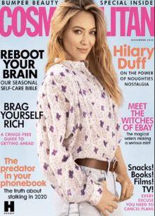 Cosmopolitan Magazine NOV 20 Order Online