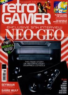 Retro Gamer Magazine NO 215 Order Online