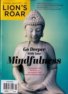 Lions Roar Magazine NOV 20 Order Online