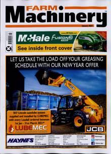 Farm Machinery Magazine JAN 21 Order Online