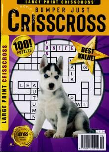Bumper Just Criss Cross Magazine NO 90 Order Online