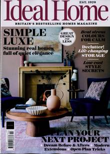 Ideal Home Magazine Issue FEB 21