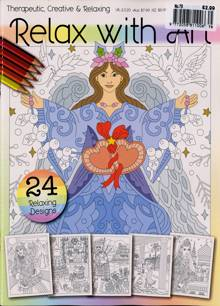 Relax With Art Magazine NO 75 Order Online
