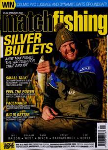Match Fishing Magazine Issue JAN 21