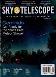 Sky And Telescope Magazine DEC 20 Order Online