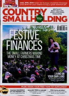 Country Smallholding Magazine DEC 20 Order Online