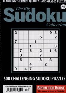 Big Sudoku Collection Magazine NO 50 Order Online
