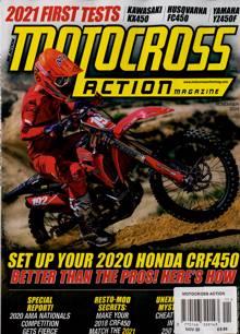 Motocross Action Magazine NOV 20 Order Online